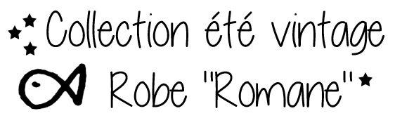 RobeRomane