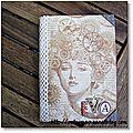 agenda vintage Eva
