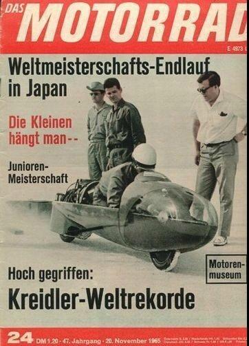 KreidlerRecord1965