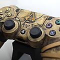assassin's creed origins promotional controller