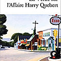La vérité sur l'affaire harry quebert ❉❉❉ joël dicker