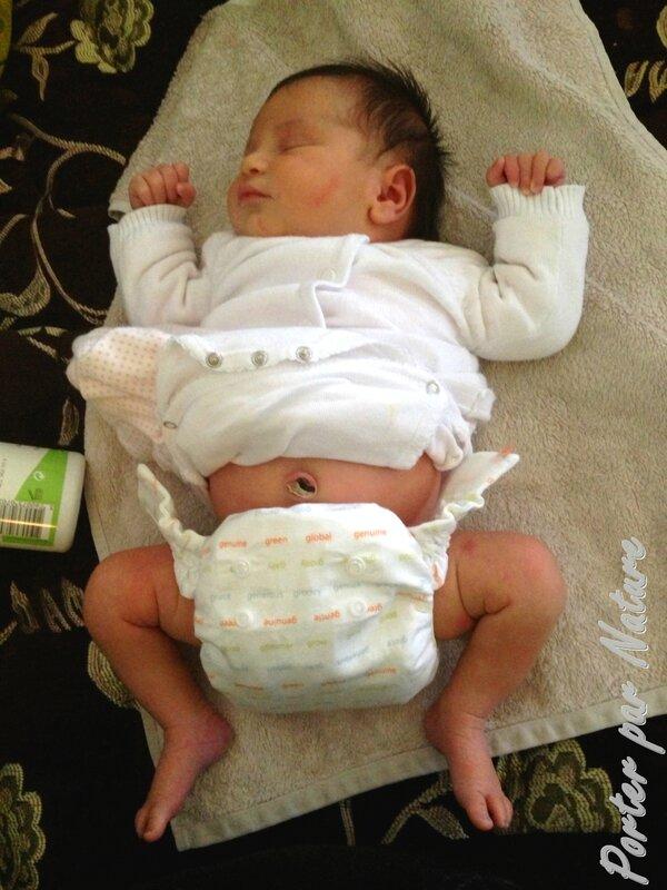 Nouveau-né 6 jours