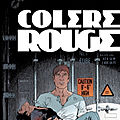Largo winch, tome 18 : colère rouge - philippe francq & jean van hamme
