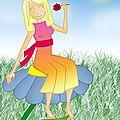 Catalogue illustrateur: printemps