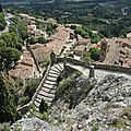Moustiers-Sainte-Marie, chemin de croix