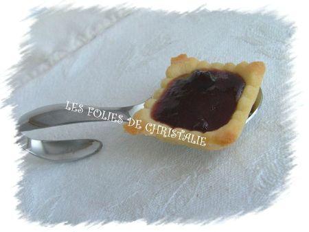 Mini tartelettes 7