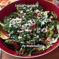 Salade végéthaïe