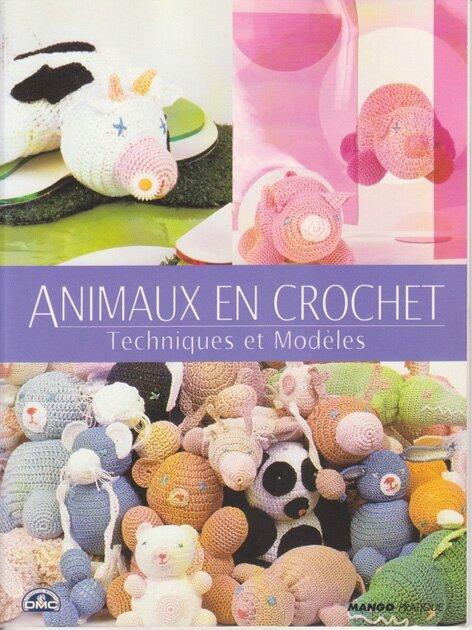 animaux en crochet