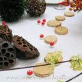 coques bois - déco de table - boutique créative - www.coeurdartichaut.com