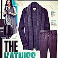 Look de Katniss Catching Fire