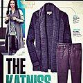Look de Katniss Catching Fire