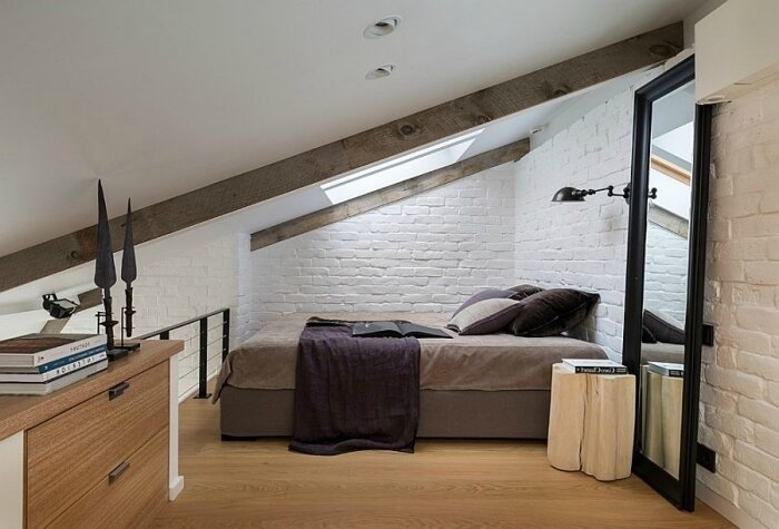 archzine petite-chambre-sous-pente
