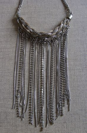 collier chaines