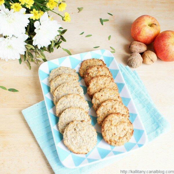Recette petits gâteaux miel pavot tournesol - Blog Kallitany (11)