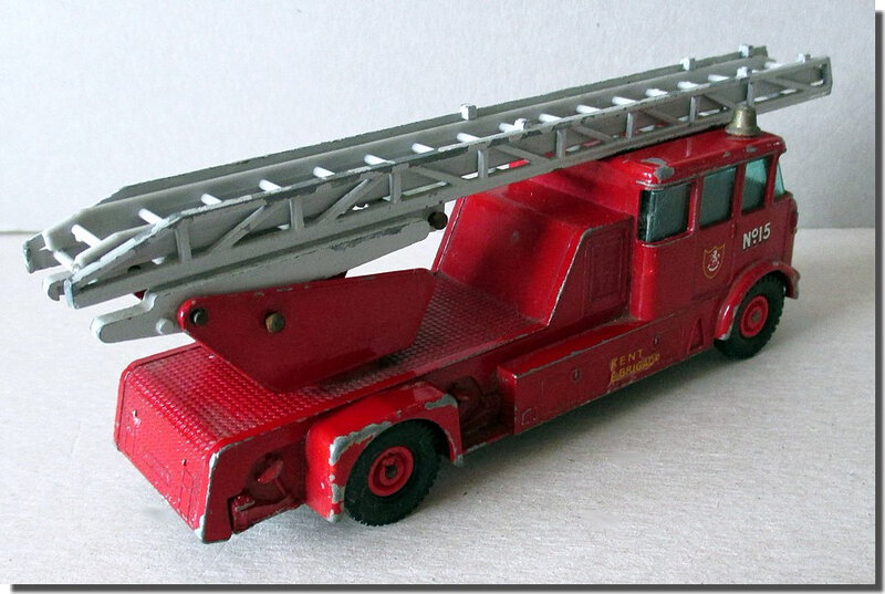 King Size 15 Camion de pompiers A 2