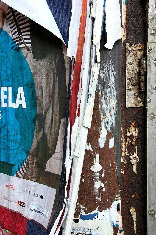 14-Barcelone, affiches déchirées_6819