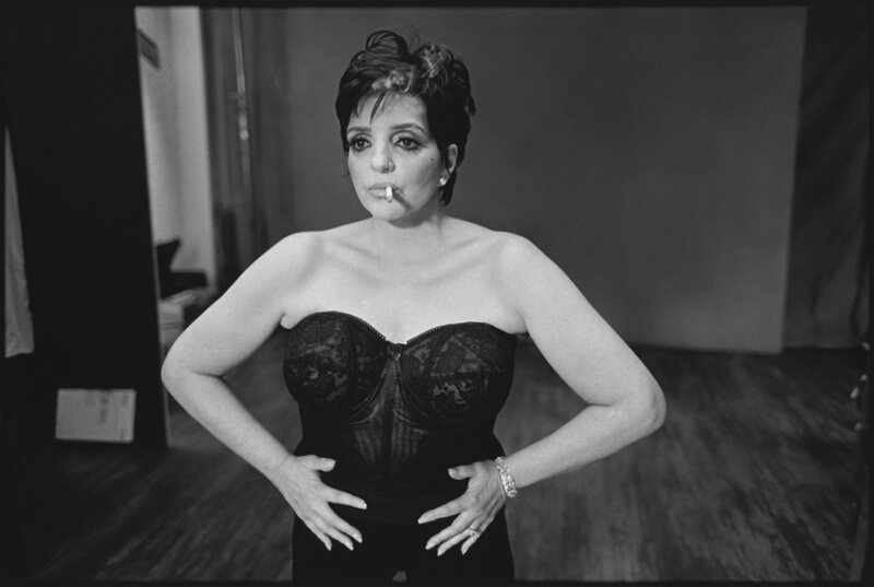 Liza Minnelli New York City New York 2001