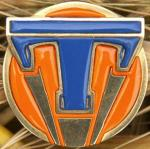 A la Poursuite de Demain - Pin's Tomorrowland