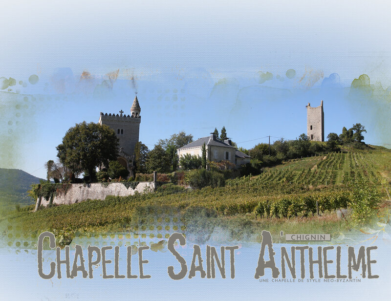 Chapelle saint Anthelme - Chignin--