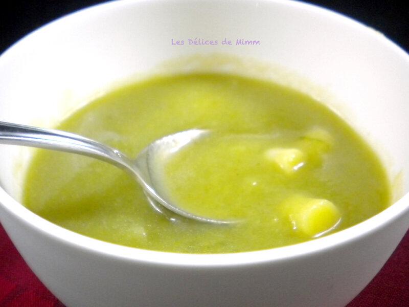 La soupe poireaux-pommes de terre de ma grand-mère 4