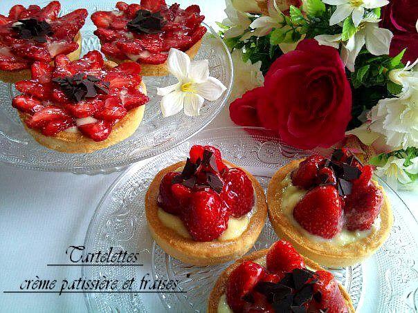 Tartelette fraise1