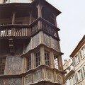 Colmar (maison en bois)
