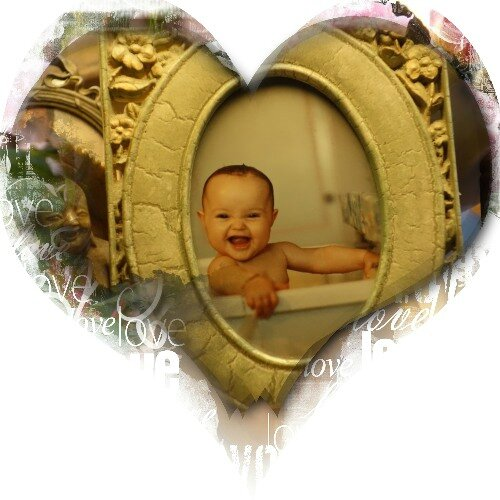 Ma Laura 8 mois