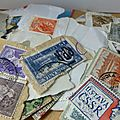 timbres reçus Chantal 03