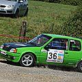 Rallye de l'Avesnois 2015