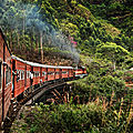 Sri lanka : voyager en train
