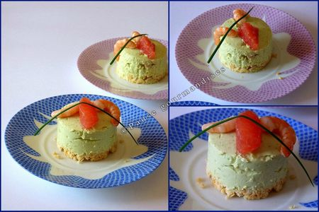 Cheesecake avocat crevettes au curry (18)