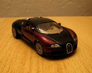 Bugatti veyron 01 -Siku-