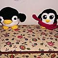 Pour une collègue fan de pingouin