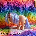 peachy Greece
