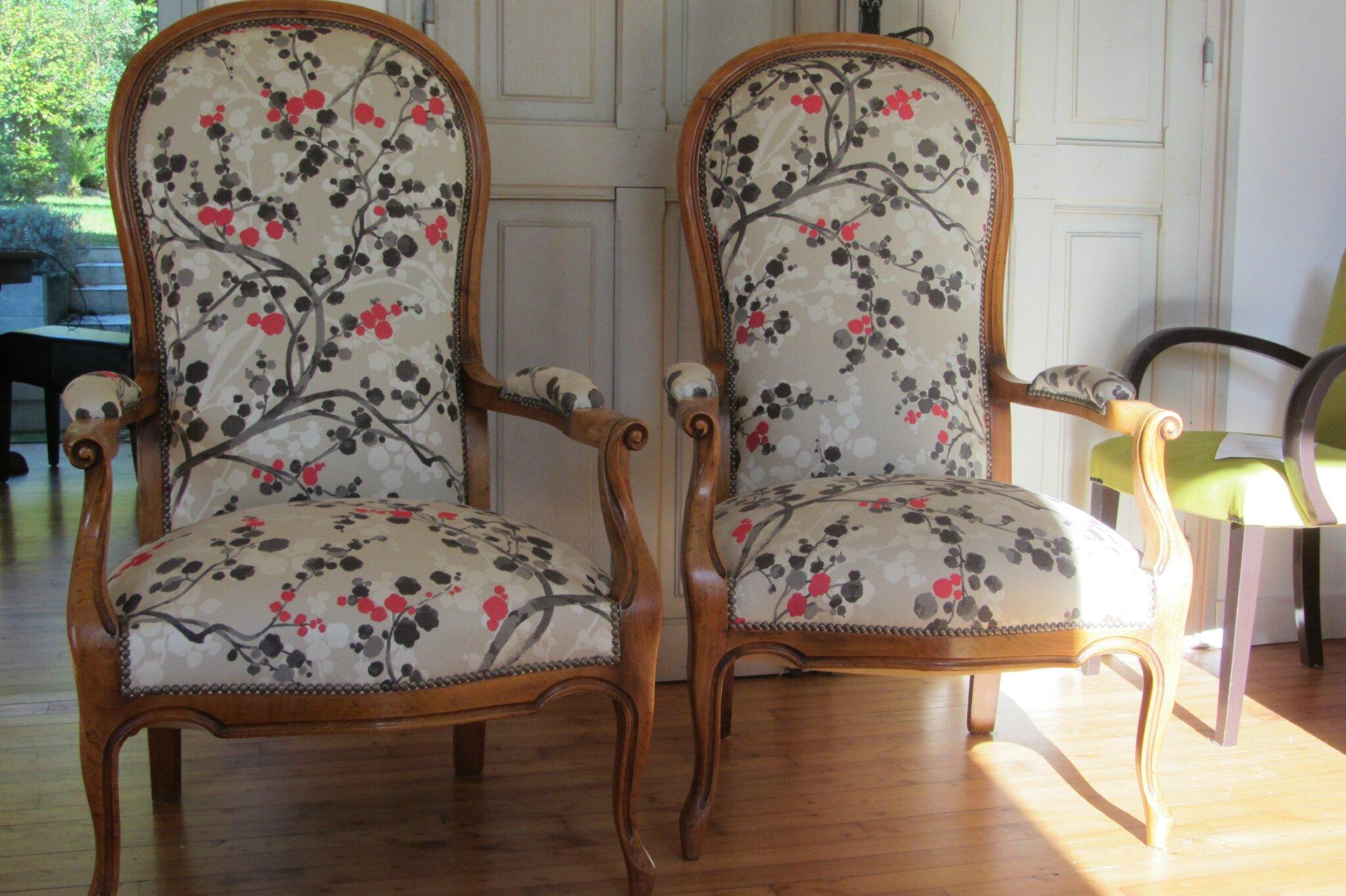 Tapissier D Ameublement Lorient changer le tissu d'un fauteuil : tous les messages sur
