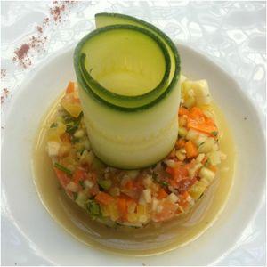 Cuisine Attitude - Tartare de légumes (1)