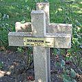 Dorangeon henri (orsennes) + 11/02/1915 dunkerque (59)