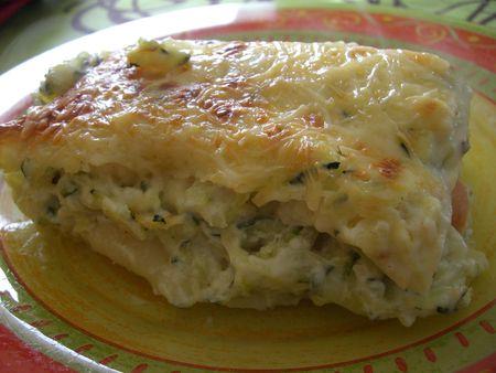 Lasagnes Saumon Fume Courgette Recettes By Chouchou