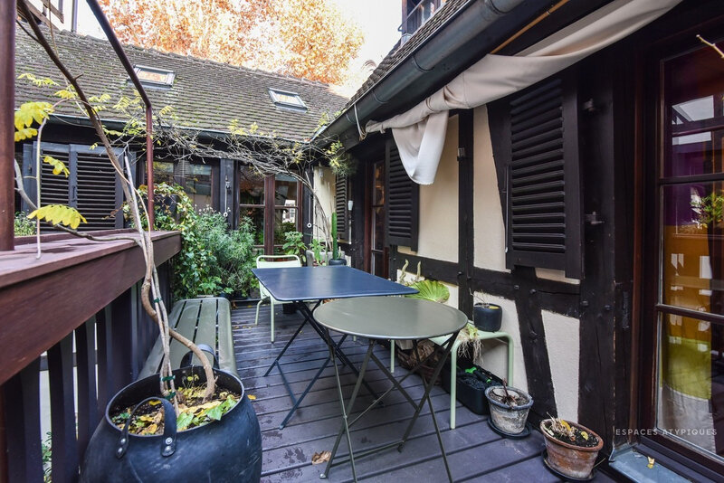 Cozy historic home in Strasbourg (8)