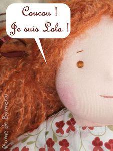 Lola coucou