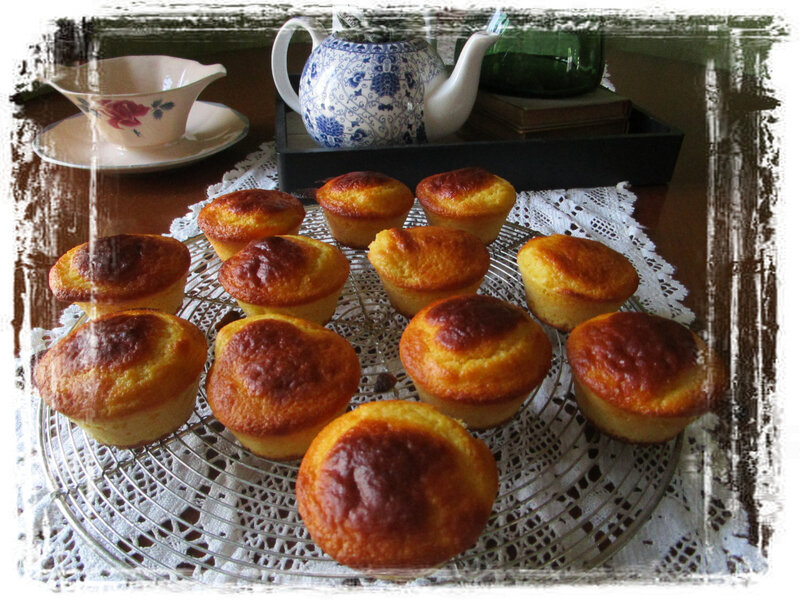 Muffins fromage blanc