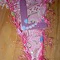 fanion violet L