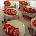 Sur un air de fraisier...