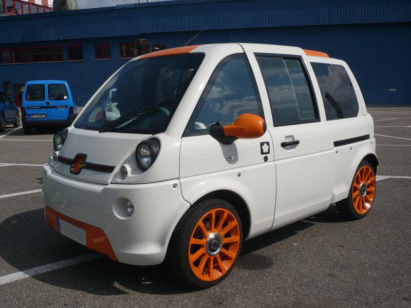 MIA ELECTRIC Mia miAmore véhicule électrique Sinsheim (1)