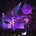 The strombolis et bolbeck au hard rock café de marseille