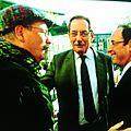 avec A.Rodet et François Hollande