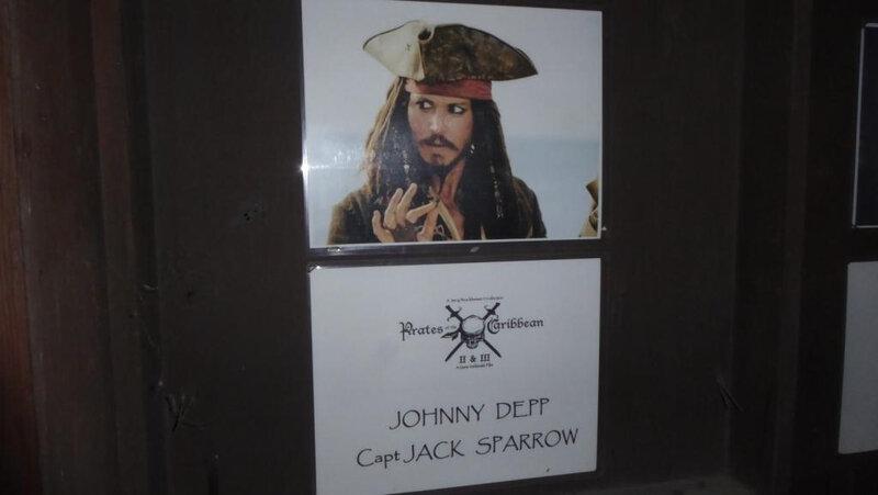 16 le fameux Capt Jack