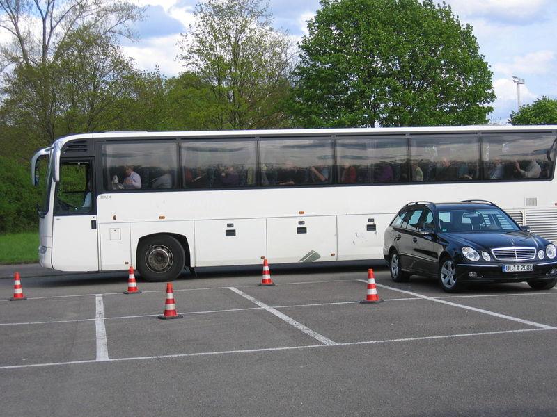 Arrivée du Bürgerbus