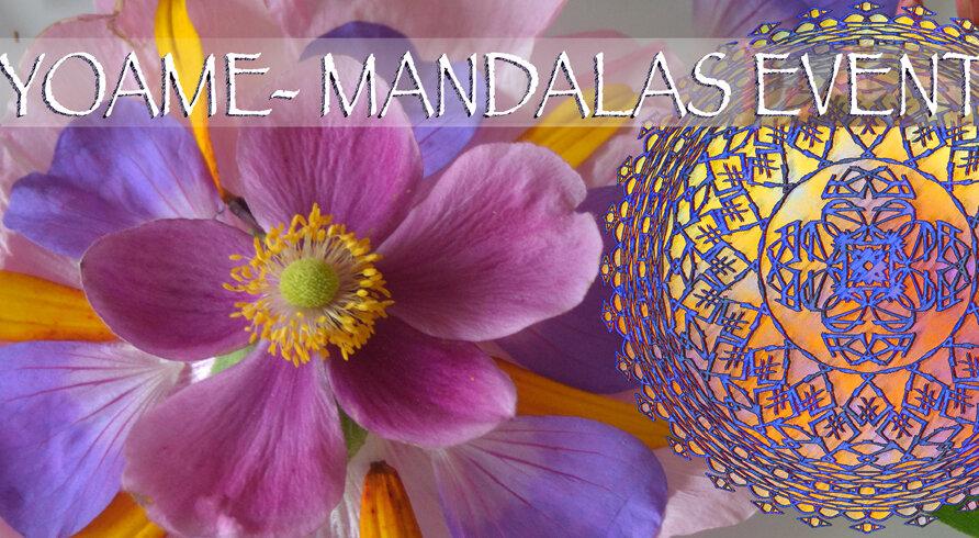 YOAME MANDALAS EVENT
