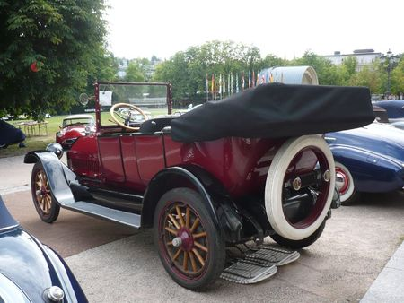 WILLYS Knight A70 Limo 1927 Baden Baden (2)